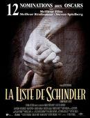 Affiche La Liste de Schindler