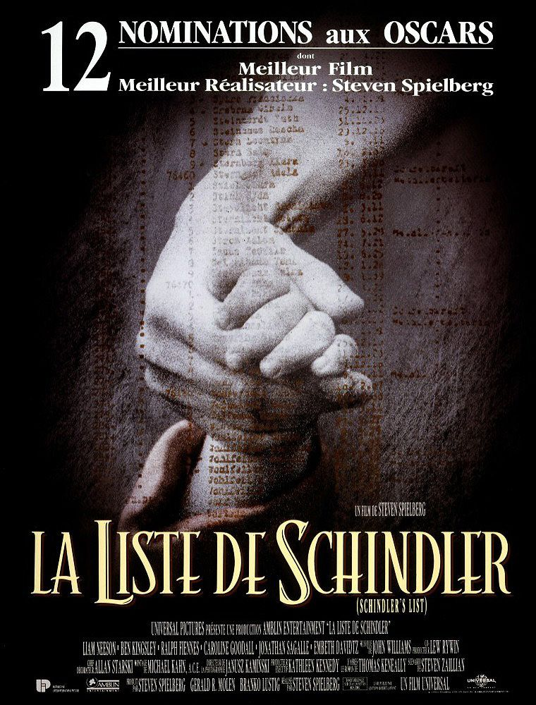 voir film La Liste de Schindler film streaming