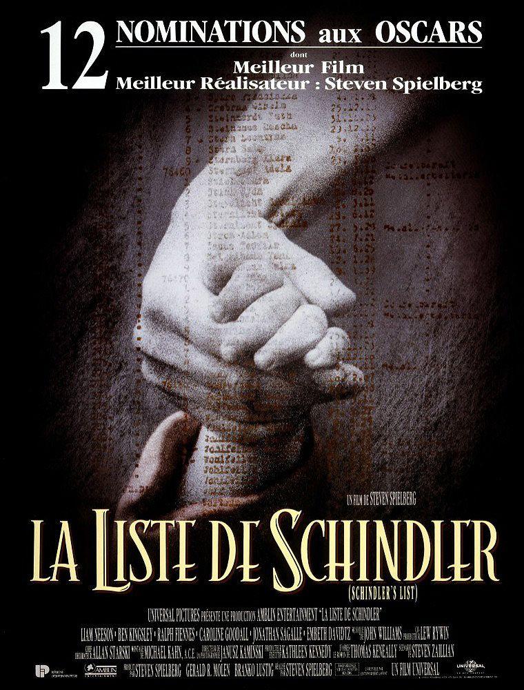 voir film La Liste de Schindler film streaming
