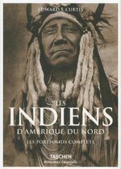 Couverture Les Indiens d'Amérique du Nord