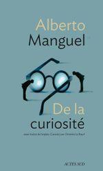 Couverture De la curiosité