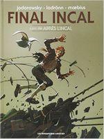 Couverture Final Incal, intégrale