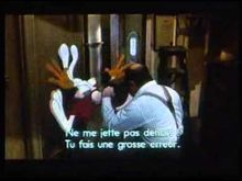 Video de Qui veut la peau de Roger Rabbit