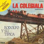 Pochette La Colegiala (Single)