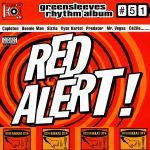 Pochette Greensleeves Rhythm Album #51: Red Alert!