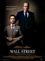 Affiche Wall Street - L'argent ne dort jamais