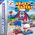 Jaquette Konami Krazy Racers