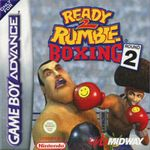Jaquette Ready 2 Rumble Boxing : Round 2