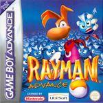 Jaquette Rayman Advance