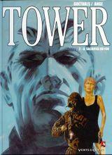 Couverture Le sacrifice du fou - Tower, tome 2