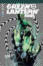 Couverture GREEN LANTERN Saga 32 - Godhead 1ère partie