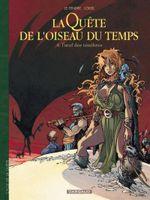 Couverture La Quête de l'Oiseau du Temps - Tome 4 - L'Oeuf des Ténèbres