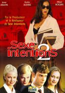 Affiche Sexe intentions 2