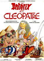 Affiche Astérix et Cléopâtre