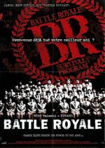 Affiche Battle Royale