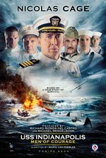 Affiche USS Indianapolis: Men of Courage