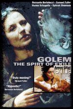 Affiche Golem, l'esprit de l'exil