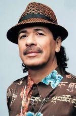 Photo Carlos Santana