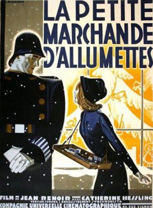 La petite marchande d 39 allumettes court m trage 1928 - La petite marchande angers ...