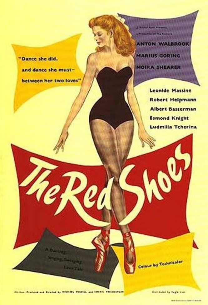 Synopsis Red Shoes
