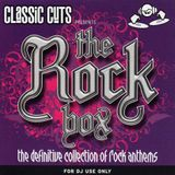 Pochette Mastermix Classic Cuts Presents: The Rock Box
