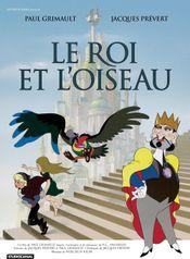 Affiche Le Roi et l'Oiseau