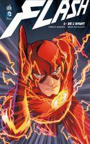 Couverture De l'avant - Flash, tome 1