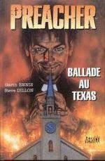 Couverture Ballade au Texas - Preacher, tome 1