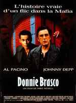 Affiche Donnie Brasco