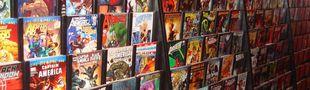 Cover Index des listes d'intégrale de Comics