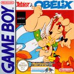 Jaquette Astérix et Obélix (8 bits)