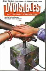 Couverture Say You Want a Revolution - The Invisibles, tome 1