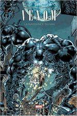 Couverture Venom : La Naissance du Mal