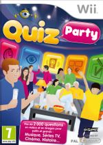 Jaquette Quiz Party