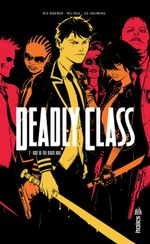Couverture Kids of the Black Hole - Deadly Class, tome 2