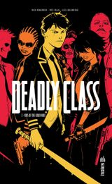 Couverture Deadly Class, tome 2