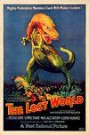 Affiche Le Monde perdu