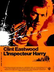 Affiche L'Inspecteur Harry