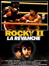 Affiche Rocky II : La Revanche