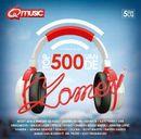 Pochette Q-Music Top 500 Van De Zomer