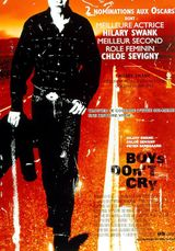 Affiche Boys Don't Cry