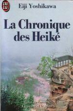 Couverture La Chronique des Heike