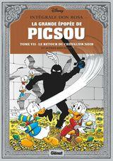Couverture La Grande épopée de Picsou, tome 7