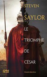 Couverture Le triomphe de César