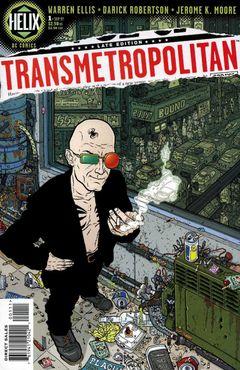 Couverture Transmetropolitan (1997 - 2002)