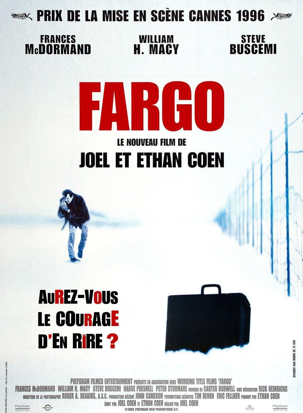 Votre dernier film visionné - Page 18 Fargo