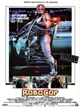 Affiche RoboCop
