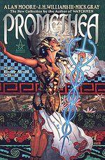 Couverture Promethea (1999-2005)