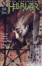 Couverture John Constantine : Hellblazer (1988-2013)