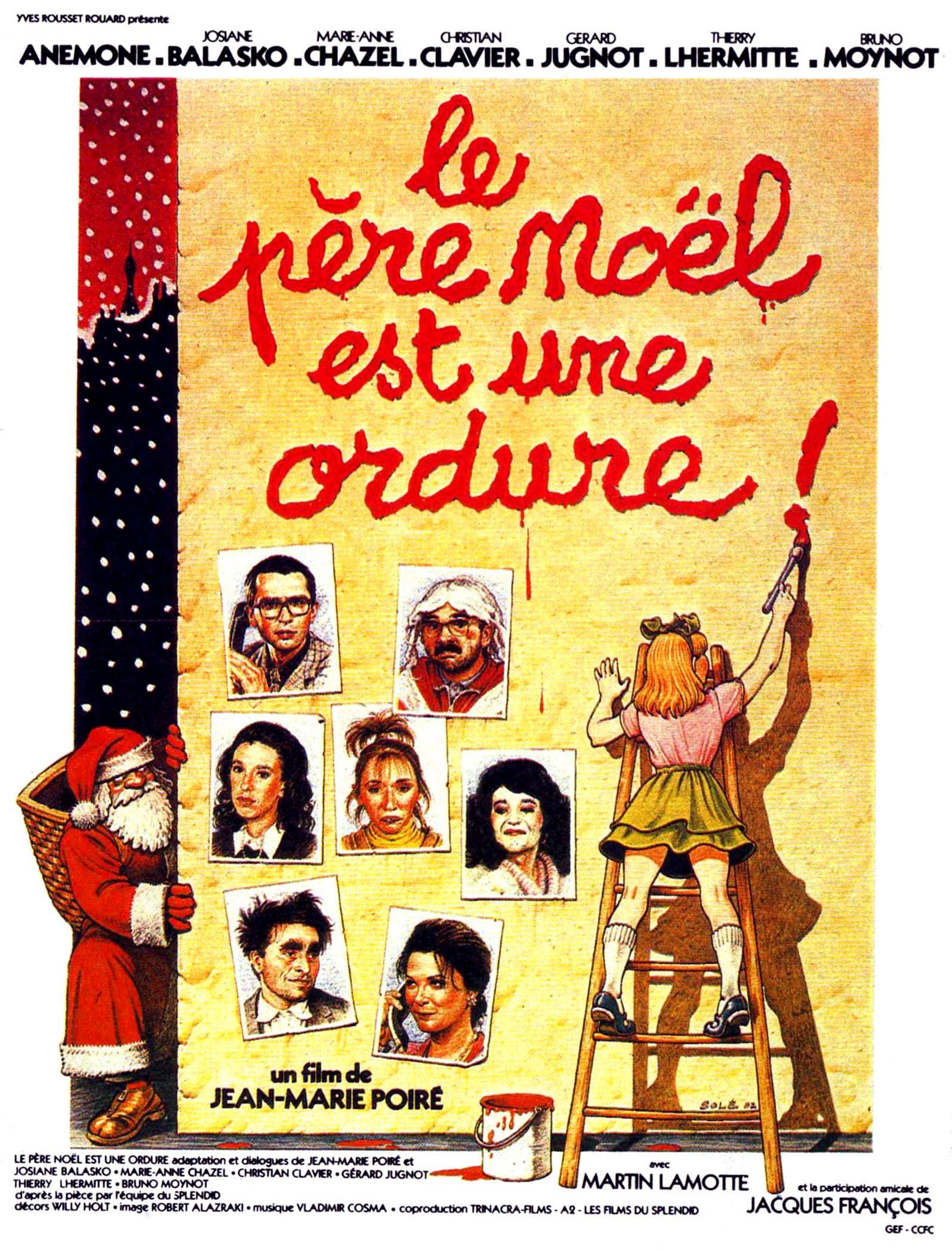 Le Père Noël Est Une Ordure Film 1982 Senscritique